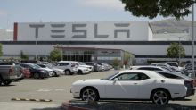 Tesla offers unpaid leave to plant workers nervous about coronavirus