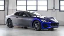 Maserati ends GranTurismo production with one-off Zèda model