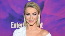 Julianne Hough describes the moment she told husband Brooks Laich 'I'm not straight'