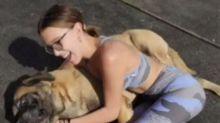 Millie Bobby Brown se despide de su 'compañera de aventuras' canina
