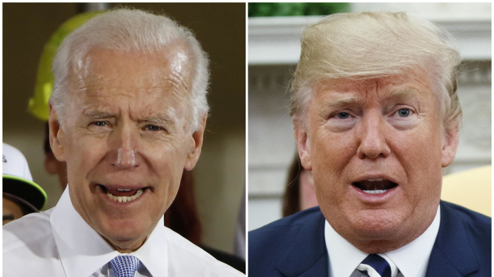 Biden finds letter from Trump in Oval Office