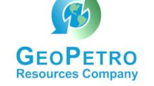 GeoPetro Resources Company Enters Into Major Transaction to Return Madisonville Project to Production