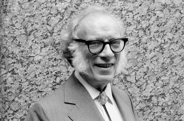Apple snags TV adaptation of Asimov's 'Foundation' sci-fi series