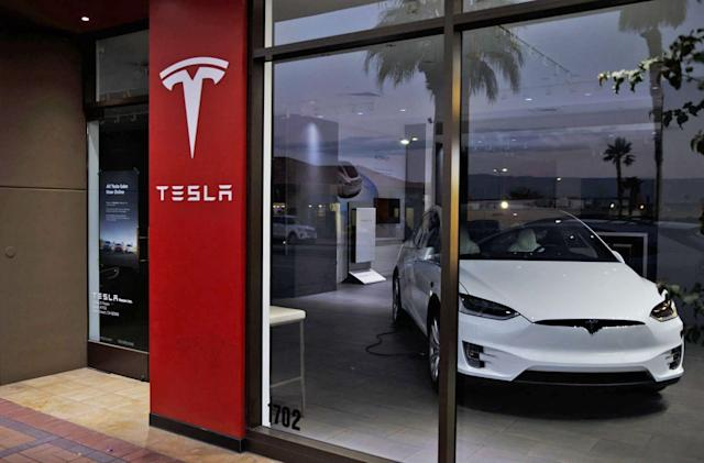 Tesla decides to keep more stores open and raise prices instead