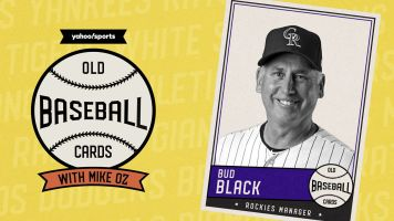 'Old Baseball Cards' with baseball lifer Bud Black
