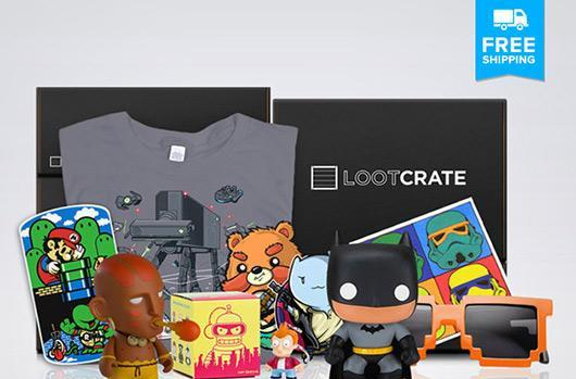 Joystiq Deals: Last chance for three months of Loot Crate