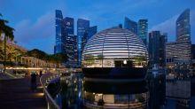 新加坡的水上 Apple Store 確定 9 月 10 日開張