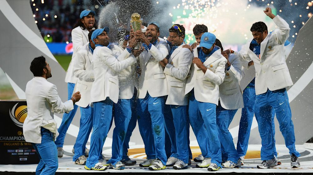 BCCI urged to select Champions Trophy squad 'immediately'