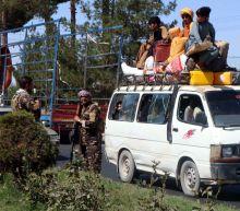 Taliban going door to door to hunt down Afghan interpreters