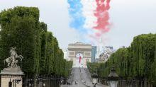 França celebra Queda da Bastilha com homenagem aos militares e profissionais da saúde
