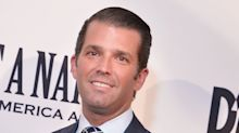 Donald Trump Jr. says he's more afraid for his sons than his daughters after the Kavanaugh hearing