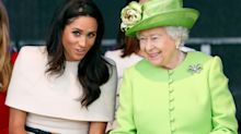 Meghan Markle banned from wearing this around the Queen