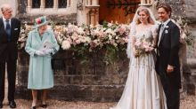Princess Eugenie shares sweet message about sister Beatrice's wedding