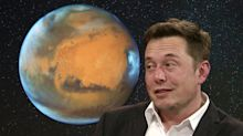 Pourquoi Elon Musk veut envoyer une bombe atomique sur Mars