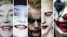 How each movie star prepared to play the live-action Joker