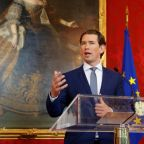 Austrian far right crashes out of government as president backs Kurz