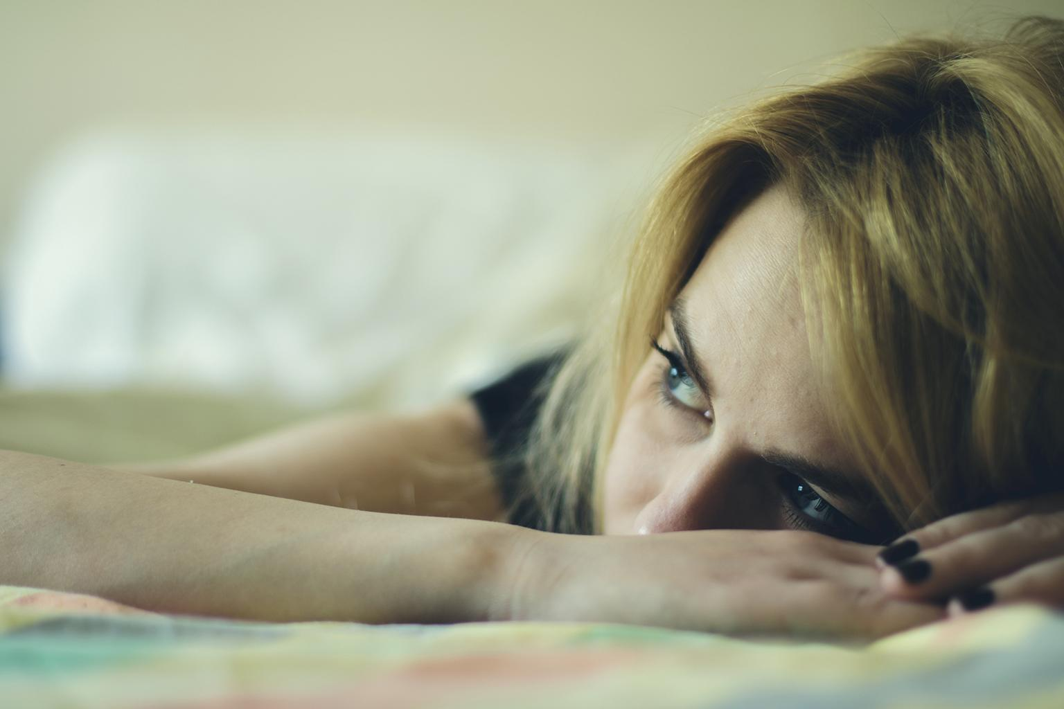 Insomnia, depression: a study has examined the possible ...
