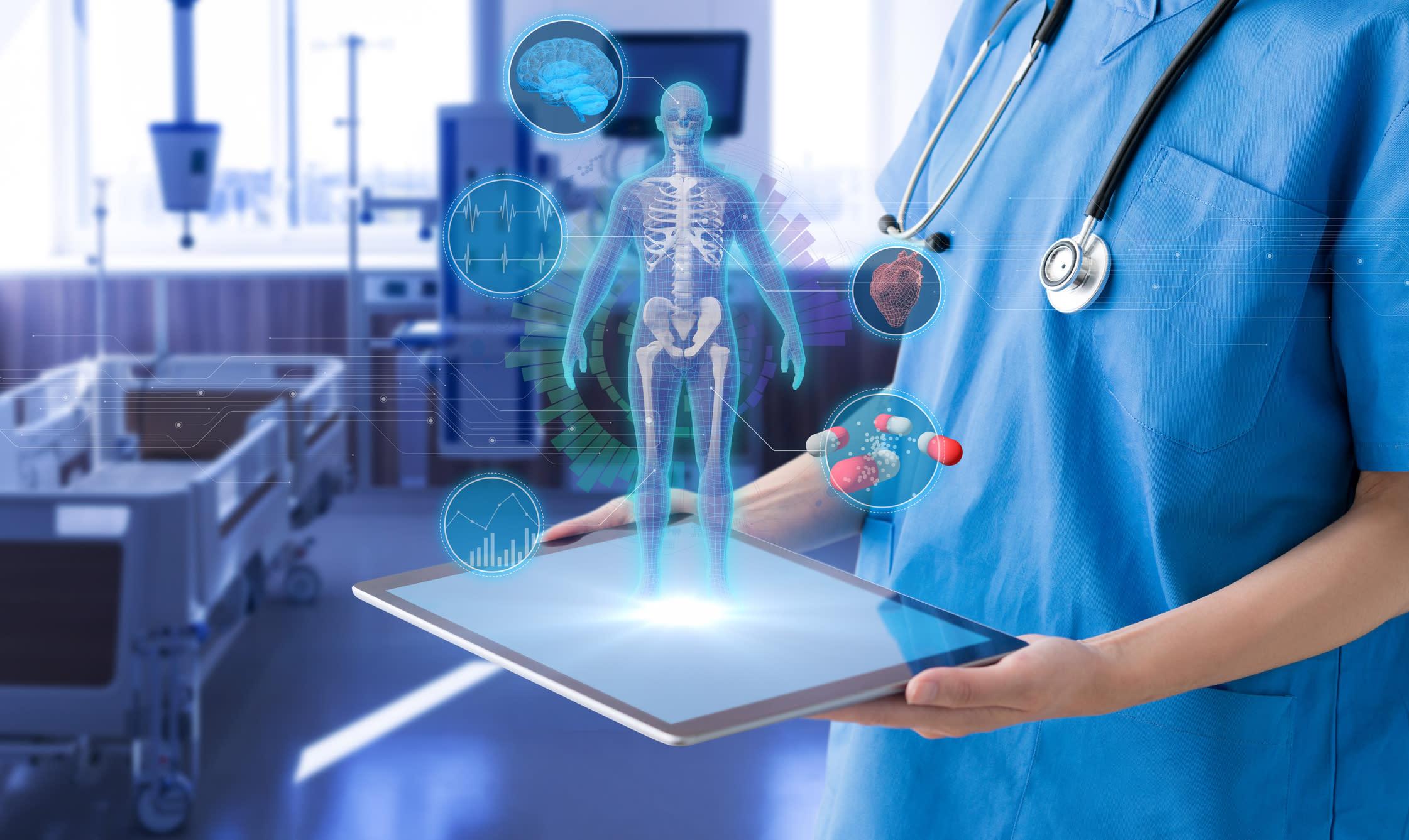 medical data systems program - HD2242×1337