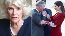 Camilla 'jealous' of Prince Charles and Princess Mary