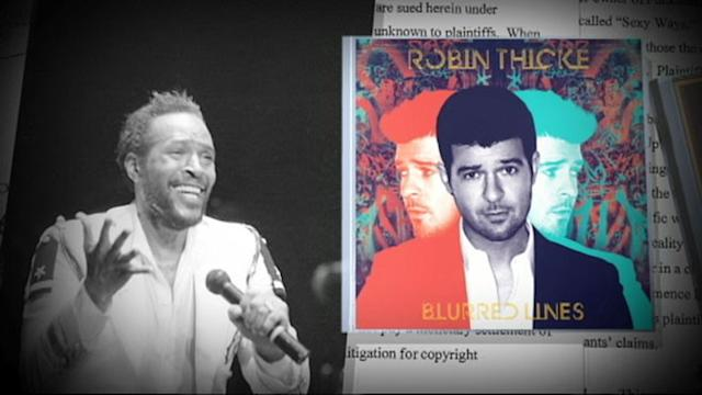 Robin Thicke Preemptively Fights Potential Copyright Claim
