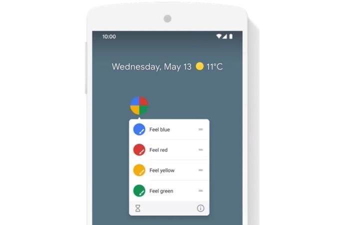 Progressive web app shortcuts on Android