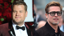 James Corden wants Brad Pitt sketch on The Late Late Show