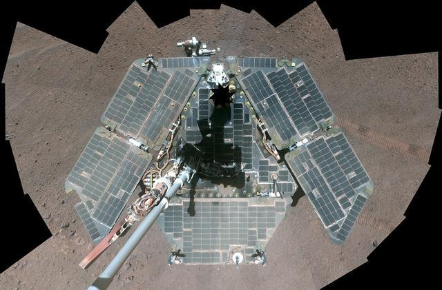 How NASA plans to deal with Opportunity rover's failing flash memory
