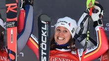 Viktoria Rebensburg, Olympic giant slalom champion, retires