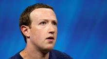 At Facebook, public funds join push to remove Zuckerberg as chairman