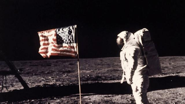 NASA celebrates 45 years since first man on the moon