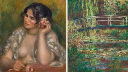 Paintings by Monet, Renoir coming to S'pore