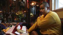 For US teen Buddhist lama, it's faith, school, football
