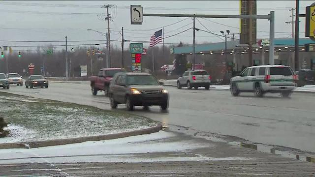 Snow in Indiana could cause problems for travelers