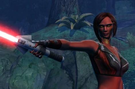 Star Wars: The Old Republic preps for guild imports, server list takes shape