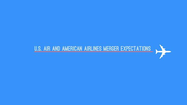 AA, US AIR MERGER