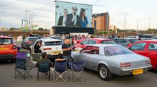 'First film premiere in UK since lockdown' held in car park