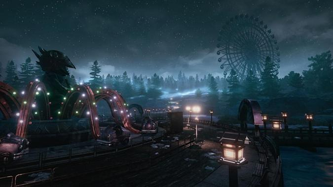 Horror game 'The Park' creeps onto consoles in 2016