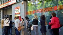 El desempleo sube en España pese al dinamismo de su economía