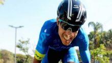 Ciclista bicampeão brasileiro é atropelado em Belo Horizonte