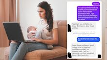 'That's creepy, no?': Breastfeeding FB group let men join for cash