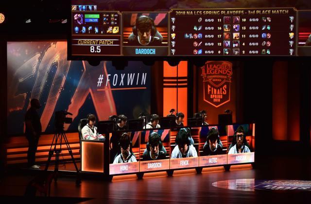 Echo Fox loses its pro 'League of Legends' franchise spot