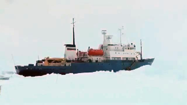 Weather improving for Antarctic ship rescue mission