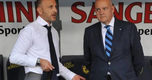 Foot - ITA - Inter - Piero Ausilio prolonge à l'Inter Milan comme directeur sportif