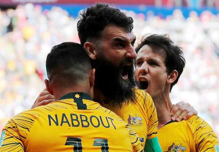 Australia won respect after 'tango' with France