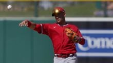 New Angels shortstop José Iglesias makes spectacular plays for a second day in a row