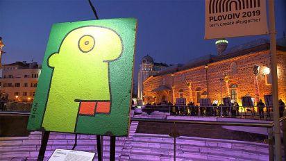 Anche Plovdiv è Capitale Europea della Cultura 2019