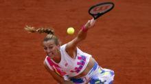 Petra Kvitova sets up French Open semi-final meeting with Sofia Kenin