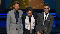 Grammy Awards 2013: Fun Delivers Fun Grammy Speeches