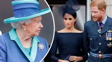 Meghan Markle barred from emergency crisis meeting with royal family