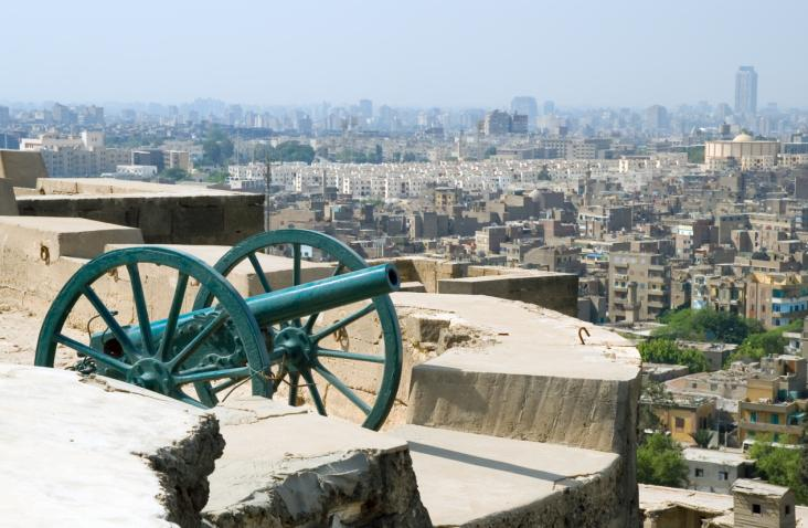 Image result for cairo ramadan cannon